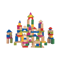 Renkli Ahşap Bloklar