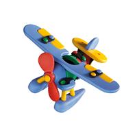 Micomic 089.004 Su Uçağı 3B Yapboz Oyuncak