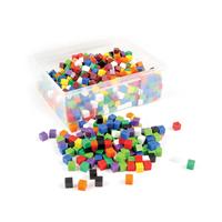 1 cm-lik Küpler 1000 parça