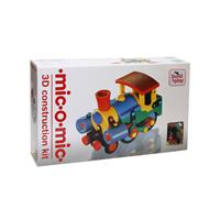 Micomic Küçük Lokomotif 3D Yapboz Oyuncak