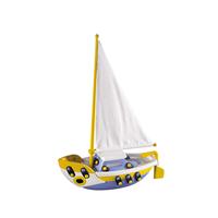 Micomic Yelkenli Gemi 3D Yapboz Oyuncak