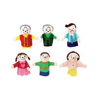 Aile Kukla Seti 6-lı