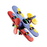 Micomic 089.005 Çift Katlı Uçak 3B Yapboz Oyuncal